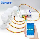 SONOFF World On 4CH Wi-Fi реле на 4 канала